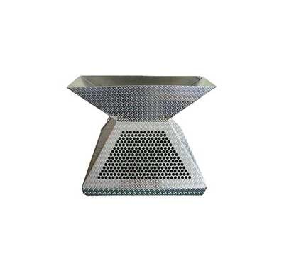 1C908-S - Ball Pyramid Aluminium 91 Ball Capacity