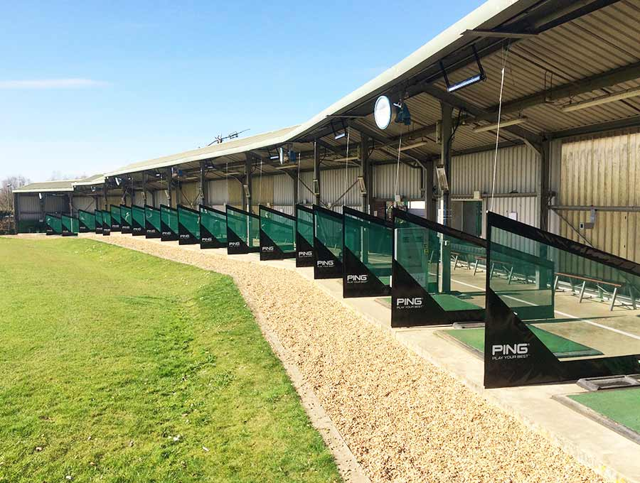 Abbey Hill Driving Range