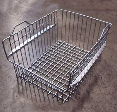Picker Basket for Range Servant Golf Ball Collectors
