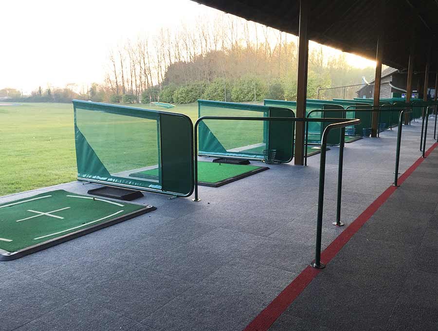 Chichester Golf Club Driving Range Refurbishment