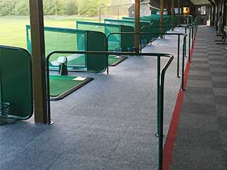 Chichester Driving Range Carpet Tile Flooring