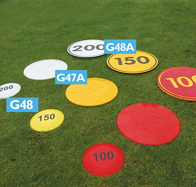 Fairway Markers Range Solutions
