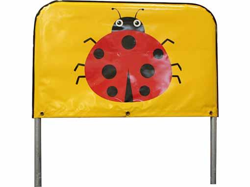 Ladybird Character Target