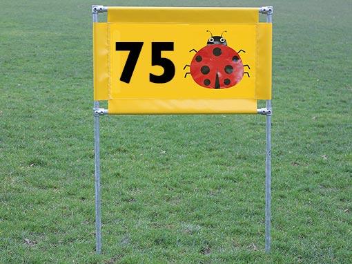 Ladybird Horizontal Target