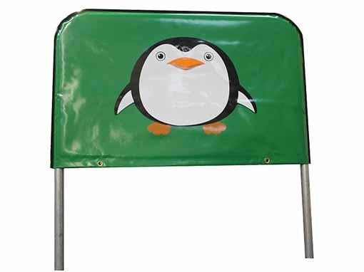 Penguin Character Target