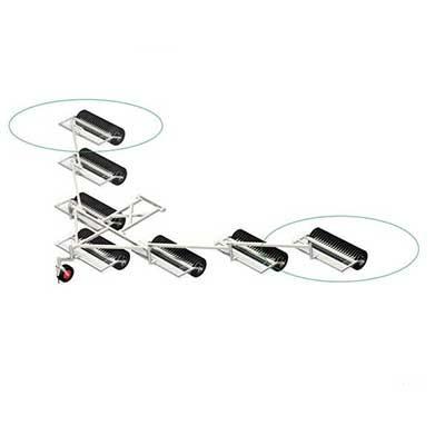 Range Maxx V Ball Collector Extension set 7 gang