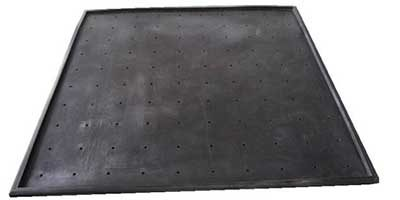 Rubber Mat Keeper Base