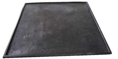 Rubber Mat Keeper Base