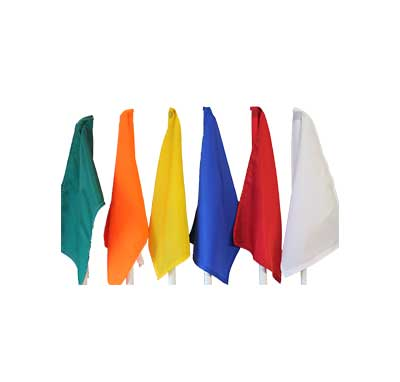 Tie on Golf Flags