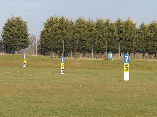 Tower Markers 75, 125 and 175