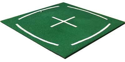 Training Golf Driving Range Mat