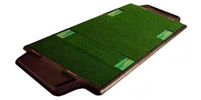 TrueStrike Double Golf Mat