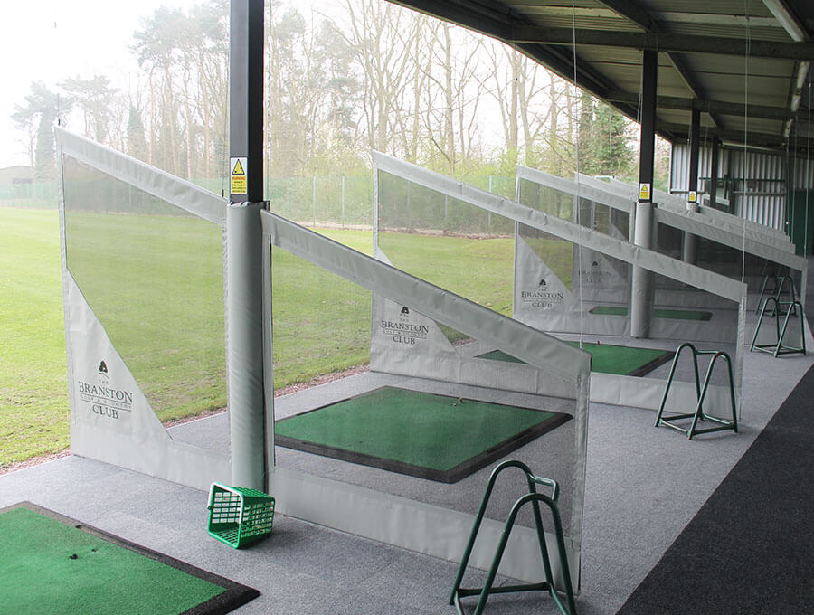 Branston Driving Range Bay Dividers