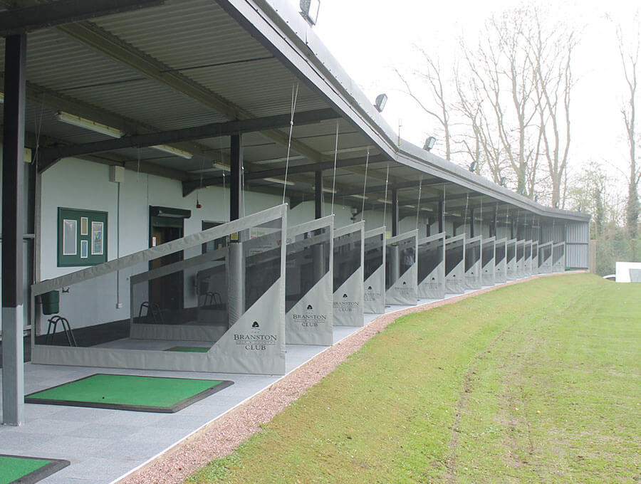 Branston Driving Range Refurbishment