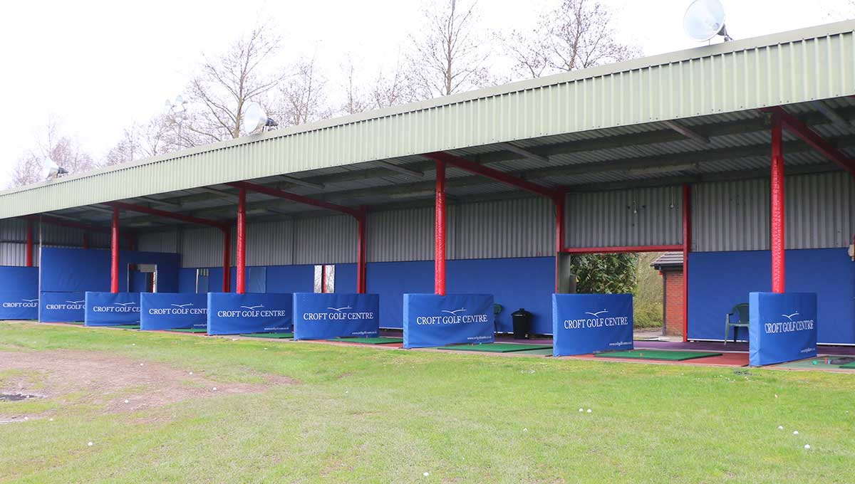 Croft Golf Centre Driving Range Driving Range Refurb Warrington