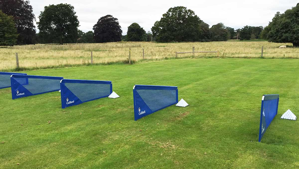 Culford School Teardrop Bay Dividers