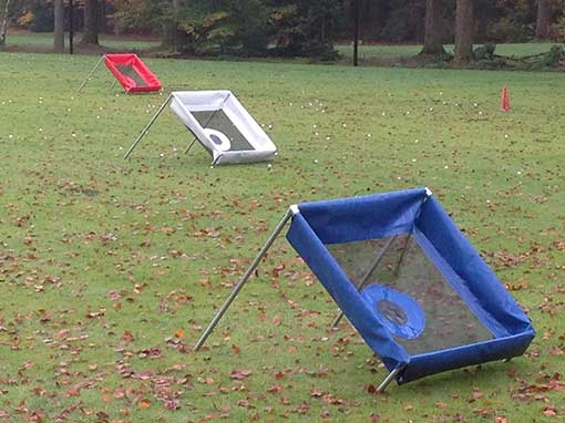 Square Golf Chipping Nets