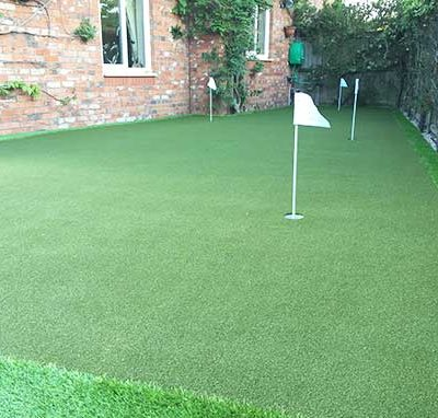 Nylon Putting Green GGP