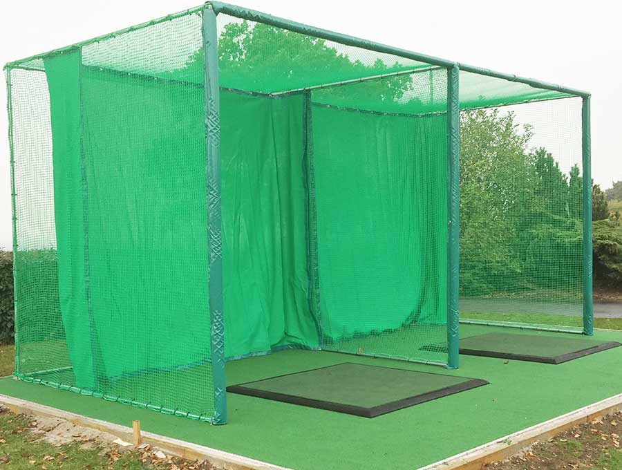 Outdoor Golf Hitting Net