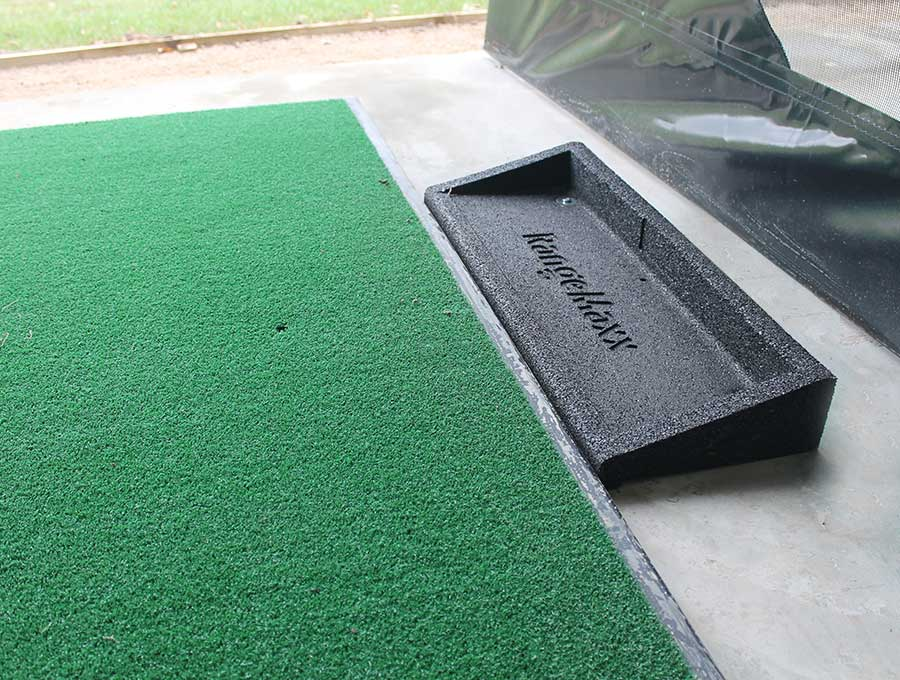Driving Range Accessories - Rubber Ball Tray