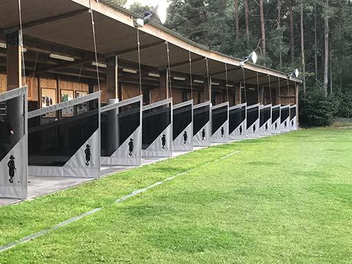 Foxhills Golf Club Driving Range