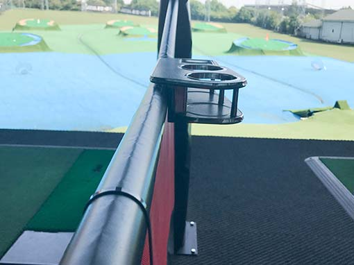 World of Golf London Cup Holder